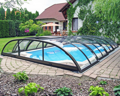 Retractable Pool Enclosures   Low   Products