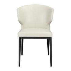 Delaney Side Chair, Set of 2, Beige