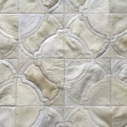 Pinamar cowhide rug - Area Rugs