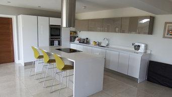 Some Recent Kitchen Designs
