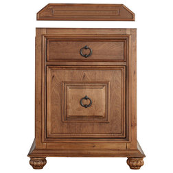 Transitional Bathroom Vanities And Sink Consoles by James Martin Furniture