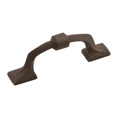"""3"""" Center to Center Pull, Cast Iron Finish"""