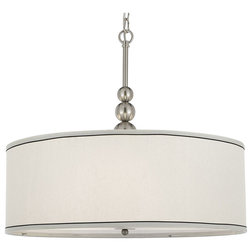 Transitional Chandeliers by GSPN