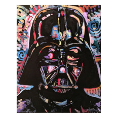 "Star Wars Darth Vader Pop Art Painting 18""x24"" by Matt Pecson"