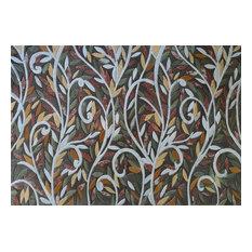 """Mozaico - Mosaic Design, Abstract Entangled, 41""""x61"""" - Tile Murals"""