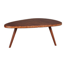 Greenington LLC   Roche End Grain Coffee Table, Exotic   Coffee Tables