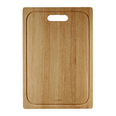 "Houzer CB-4500 Endura Hardwood 20.25""x14"" Cutting Board"