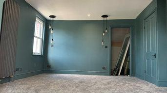 Inchyra Blue Bedroom