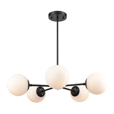 Milan Five-Light Chandelier