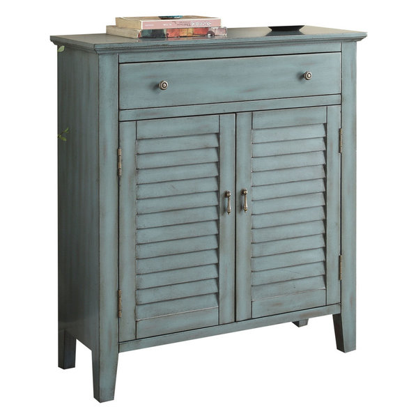 unusual solid wood media cabinet. Winchell Console Table  Antique Blue Fabulous Furniture Makeovers