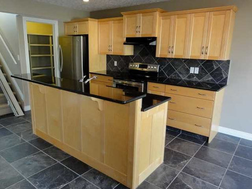 Need Help Picking New Stain Colour For Maple Cabinets