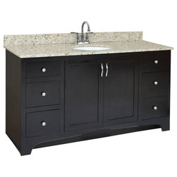 Perfect Traditional Bathroom Vanities And Sink Consoles by Design House