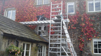 Exterior Painting Bashall Eaves