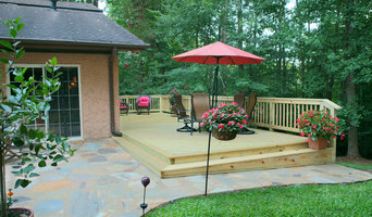 Deck & Patio Outdoor Entertainment Space