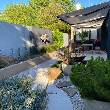 Japanese Courtyard Garden