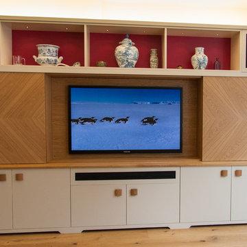 Griffin AV Cabinet