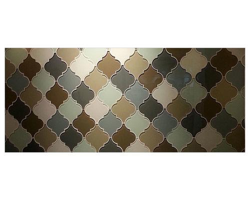 Morrocan Glass Mosaic - Tile