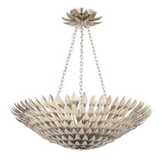 Crystorama Lighting Pendant from the broche collection
