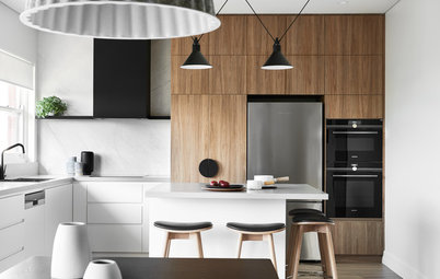 Room of the Week: A '70s Horror Kitchen Gets a Modern Makeover