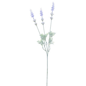 Artificial Wild Lavender Flower Herb