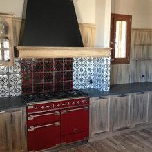 Cucina Country - Shabby-Chic-Style - Küche - Bari - von ...