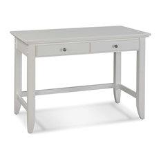 Home Styles Furniture   Naples Student Desk, White   Kids Desks And Desk  Sets