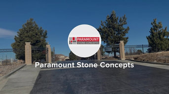 Company Highlight Video by Paramount Stone Concepts