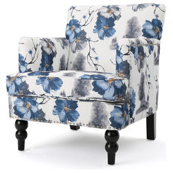 Transitional Armchairs And Accent Chairs by GDFStudio