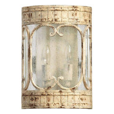 Quorum International Lighting 5637 2 70 Florence Wall Sconce Persian White