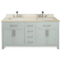 Transitional Bathroom Vanities And Sink Consoles by Icera USA