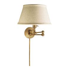 Visual Comfort and Co. HAB-L E.F. Chapman Boston 1-Light Swing Arm Lights