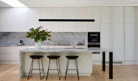 Room of the Week: A Pale & Beautiful Kitchen That Embraces Light