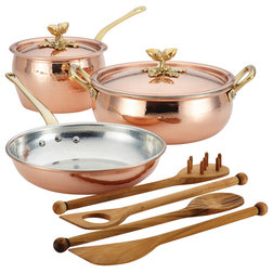 Rustic Cookware Sets by Meyer Corporation