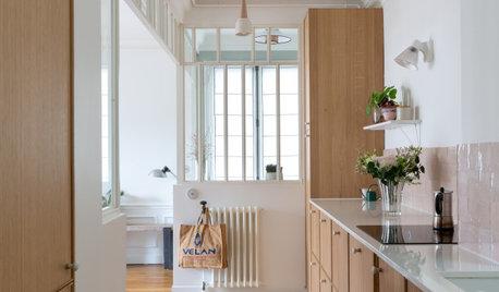 Photothèque : 20 cuisines dans un couloir pour gagner de la place