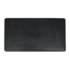 Amazing Wellness Mats   Cushioned Floor Mat, 5u0027x3u0027, Black   Novelty Rugs