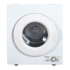 2.6-Cu. Ft. Compact Electric Dryer, White
