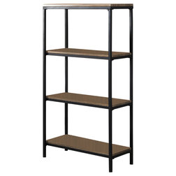 Industrial Bookcases by Pilaster Designs