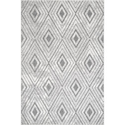 Contemporary Outdoor Rugs by nuLOOM