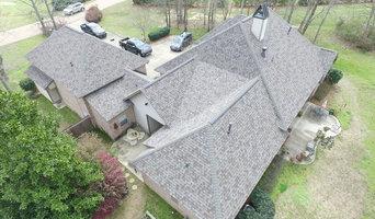 New architect shingle roof - Owens Corning TruDef Oakridge Driftwood