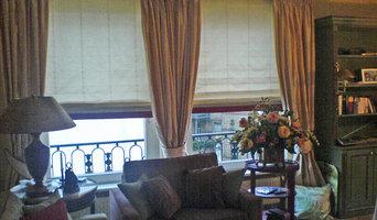 Gardinen Penthouse