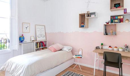 9 dormitorios infantiles con un punto divertido. ¡Elige uno!