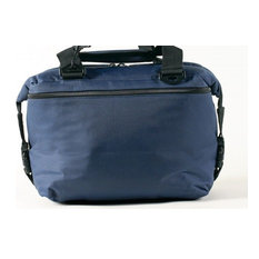 12-Pack Canvas Cooler, Navy Blue