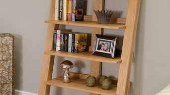 Zen Oak Collection - Tall Bookcase