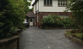 Pattern Imprinted Concrete- Stockport