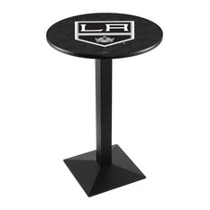 Los Angeles Kings Pub Table 28-inchx36-inch by Holland Bar Stool Company