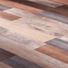 Most Popular Contemporary Vinyl Flooring For Houzz - Vinylboden für industrie