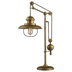 Farmhouse Desk Lamps by Elite Fixtures