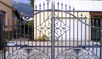 cancelli in abitazione privata