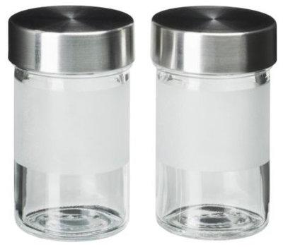 Scandinavian Spice Jars And Spice Racks by IKEA