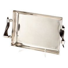 Arezzo Tray in Stainless Steel